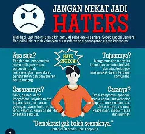 Cara Bijak Menghadapi Haters Bully Dan Kritikan Pedas